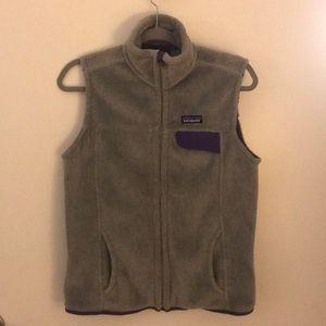 Patagonia Snap-T Grey Vest
